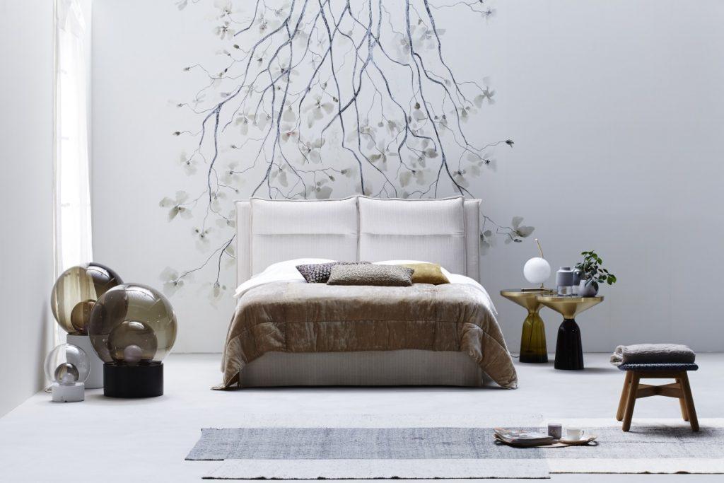 Das neue Schramm Bett der Complete Serie FOLD von Sebastian Herkner